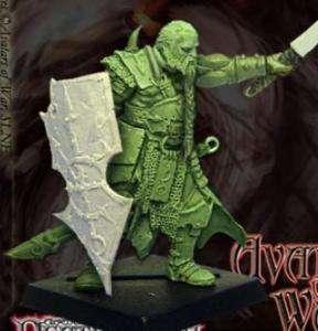 Avatars of War Fantasy Chaos Warrior Marauder Lord Kit