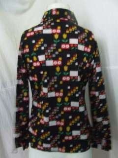 CAMICIA SHIRT WINTER DONNA LADY VINTAGE (018) 70s