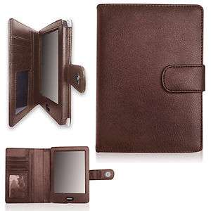 Regal Flip Book Cover Case for Kobo eReader Touch BRN