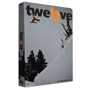 Twel12ve Standard Snowboard DVD by Kicker Films