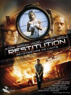 Restitution: Mena Suvari, Tom Arnold, C. Thomas Howell