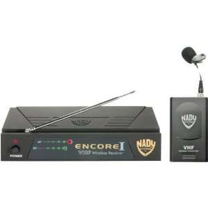 Nady ENCORE1 LT H 1 Channel VHF Wireless Microphone System