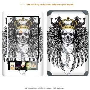 for Barnes & Noble (Matte Finish) case cover MATT_NOOK 52 Electronics