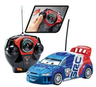 DISNEY PIXAR CARS 2 TURBO RC RACER RADIO CONTROL CARS