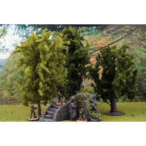 Ziterdes 12163 Magic Forest 3 Deciduous Trees: Toys