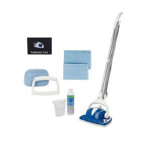 Monster Sanitizing Floor & Carpet Steam Cleaner w/Clean Blast   QVC