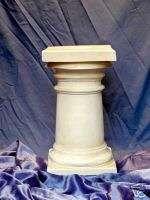 Statua Colonna Romana 40x24x24   Oxolite di Marmo