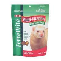 petco   8 in 1 FerretVite Multi Vitamin Daily Moist Treat customer