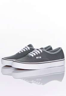 Vans Shoes Authentic Micro Size USA 4 Black True White Stripe Classic