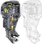 Yamaha outboard motor service repair manual