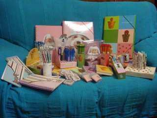 STOCK VARIADO UTILES ESCOLARES DIDDL, HELLO KITTY,ANNE GEDES, TOP
