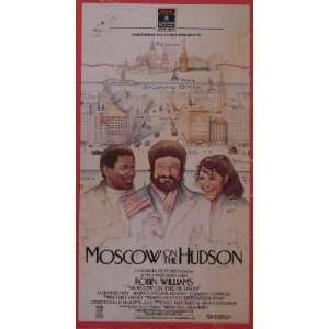 Hudson [VHS]: Robin Williams, Maria Conchita Alonso, Cleavant Derricks