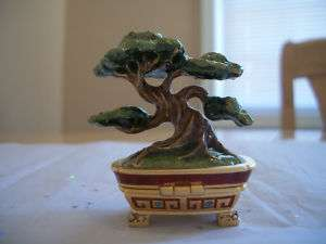 ESTEE LAUDER PERFUME COMPACT MAGNIFICENT BONSAI TREE