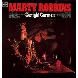 Tonight Carmen: Marty Robbins: Music