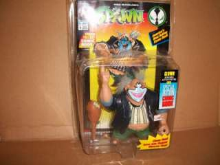 SPAWN CLOWN #1 SPECIAL EDITION COMIC BOOK ACTION FIGURE COLLECTIBLE