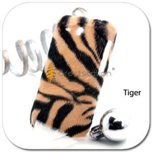 Tiger VELVET Hard Skin Case Cover HTC Freestyle F5151