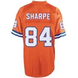 Shannon Sharpe Denver Broncos Reebok Premier Jersey