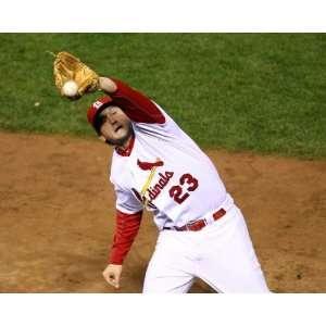 David Freese, St. Louis Cardinals, World Series Game 6, 10/27/2011
