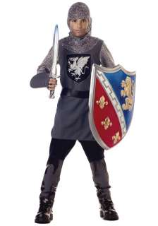 Costumes Child Renaissance Costumes Kids Valiant Knight Costume