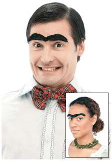 Home Theme Halloween Costumes Funny Costumes Nerd Costumes Unibrow