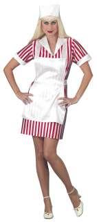 Candy Striper Nurse Costume   Adult Nurse Costumes