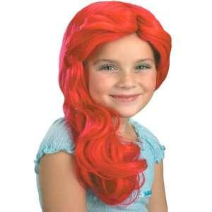 Disney The Little Mermaid Ariel Wig Child, 12973