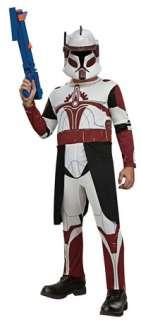 Standard Star Wars Commander Fox Costume   Star Wars Costumes