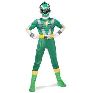 Power Ranger RPM Green Ranger Classic Muscle Child Costume, 60750