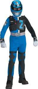 Blue Power Ranger Costume   Boys Costumes