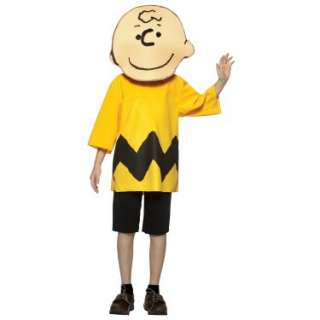 Halloween Costumes Peanuts Charlie Brown Child Costume