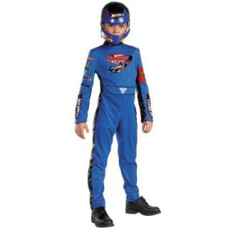 Halloween Costumes Hot Wheels Racer Child Costume