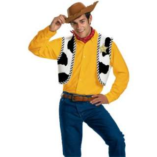 Halloween Costumes Disney Toy Story   Woody Accessory Kit (Adult)