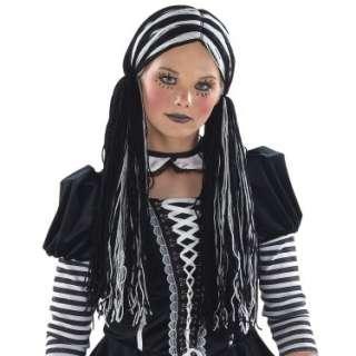 Halloween Costumes Rag Doll Wig