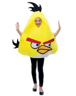 Childs Angry Birds Yellow Bird Costume  Wholesale TV and Movie