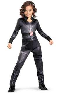 Marvel Avengers Movie Black Widow Classic Child Costume for Halloween