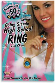Going Steady High School Ring (Accessories)