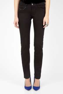 Vanessa Bruno Athe  Black Pocket Skinny Trousers by Vanessa Bruno