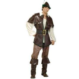 Robin Hood Designer Collection Adult Costume   Includes Hat with