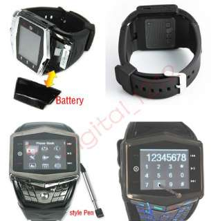 most fashionable Watch Phone ,Support GSM SIM card, mobile cell phone