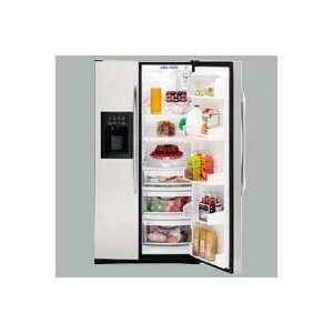 Steel Energy Star Profile 25.6 cu. ft. Side By Side Refrigerator