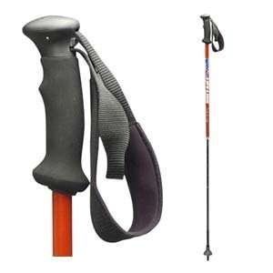 Life Link Guide Ultra Light Adjustable Trekking/Ski Poles   Pair