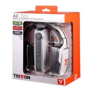 Tritton AX 51 Pro Surround Sound Headset with Analog