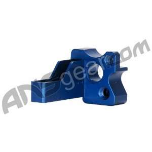 ANS Autococker E Frame Front Block   Blue:  Sports