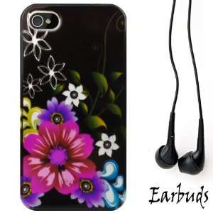 Midnight Garden 2pc Hard Case Protective Cover Snap On Made for Apple