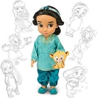 16 Disney Princess Jasmine Deluxe Toddler Doll  Toys & Games