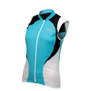 Performance Womens Ultra Sleeveless Cycling Jersey