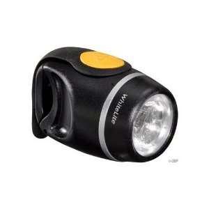Bike Light   Topeak   White Lite 3 LED Headlight Sports