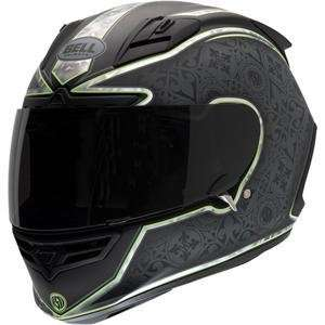 Bell Star RSD Black Beauty Carbon Helmet   Large/Black