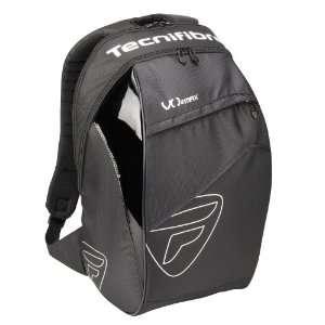 Tecnifibre VO2 Max Black Backpack Tennis Bag  Sports