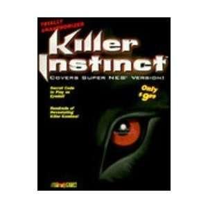 Killer Instinct (Brady Games) [Paperback] BradyGames Books